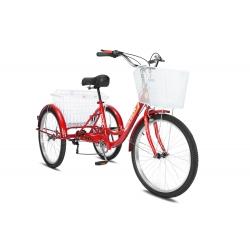 Взрослые трехколесные велосипеды