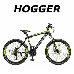 """Велосипеды """"Hogger"""""""