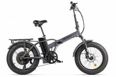 Велогибрид Eltreco MULTIWATT NEW Серый