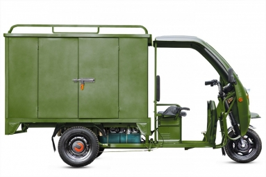 Rutrike КАРГО 1800 60V1000W С АКБ 64A/h (Зеленый-2122)