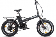 Велогибрид Cyberbike 500 Вт Черный