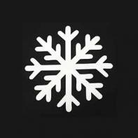 Снежинка 30 см, 1 шт/уп
