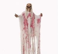 """Декорация для хеллоуина """"Скелет в белом"""""""
