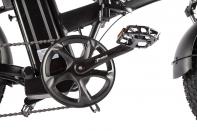 Велогибрид VOLTECO CYBER Желто-черный