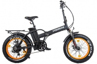 Велогибрид Cyberbike 500 Вт Черно-оранжевый