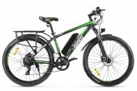 Велогибрид Eltreco XT 850 new Серо-черный