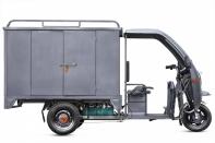 Rutrike КАРГО 1800 60V1000W С АКБ 64A/h (темно-серый-2121)