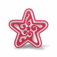 Световая звезда, диаметр 500 мм
