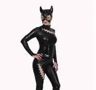 """Костюм """"Женщина-Кошка"""" черный"""