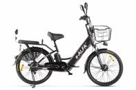 Велогибрид GREEN CITY e-ALFA new Черный