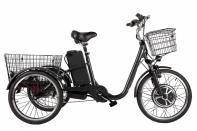 Трицикл CROLAN 350W Черный