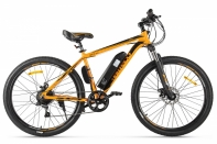 Велогибрид Eltreco XT 600 Оранжево-черный
