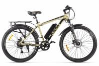 Велогибрид Eltreco XT 800 new Бежевый