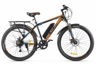 Велогибрид Eltreco XT 800 new Черно-красный