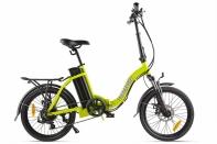 Велогибрид Cyberbike FLEX Желто-черный