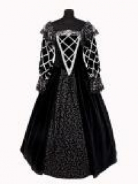 "Платье ""Королева Марго"""