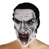 """Карнавальная маска - чулок """"Дракула"""""""