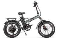 Велогибрид Eltreco MULTIWATT dark grey