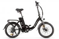 Велогибрид Eltreco WAVE UP! matt black