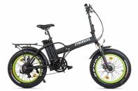 Велогибрид Cyberbike 500 Вт Черно-зеленый