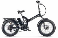 Велогибрид Eltreco TT Max Черный матовый