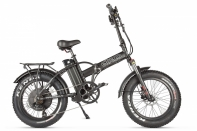 Велогибрид Eltreco MULTIWATT matt black