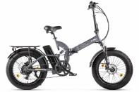 Велогибрид Eltreco TT Max Серый матовый