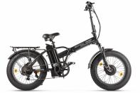 Велогибрид VOLTECO BAD DUAL NEW Черный