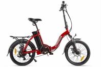 Велогибрид Cyberbike FLEX Красно-черный
