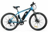 Велогибрид Eltreco XT 600 Голубой