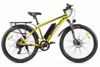 Велогибрид Eltreco XT 850 new Желтый