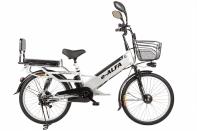 Велогибрид Eltreco e-ALFA GL gray
