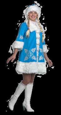 Снегурочка вышивка