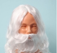 Комплект (парик+борода)