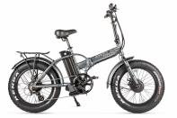Велогибрид WELLNESS BAD DUAL NEW dark grey
