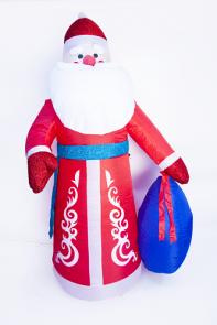 Дед-Мороз надувной 240 см