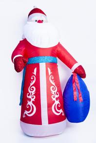 Дед-Мороз надувной 200 см