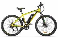Велогибрид Eltreco XT 600 Желто-черный