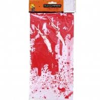 Скатерть кровавая 180 * 130 см