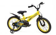 """16"""" Велосипед HOGGER рама: сталь , желтый"""