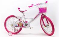 """20"""" Велосипед HOGGER рама: сталь , белый"""