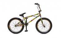 """Велосипед 20"""" HOGGER BMX, Граффити"""