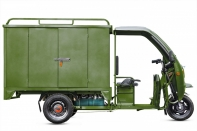 Rutrike КАРГО 1800 60V1000W С АКБ 32A/h (Зеленый-2120)