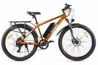 Велогибрид Eltreco XT 850 new Оранжевый