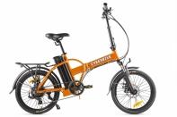 Велогибрид Cyberbike LINE Оранжево-черный