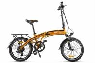 Велогибрид Eltreco LETO orange