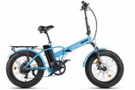 Велогибрид VOLTECO CYBER Синий