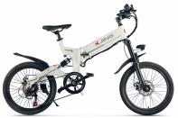 Велогибрид Kjing Power Белый