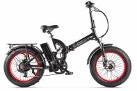 Велогибрид Eltreco TT Max Черно-красный