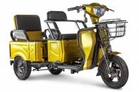 Трицикл Rutrike Вагон (Желтый-2364)